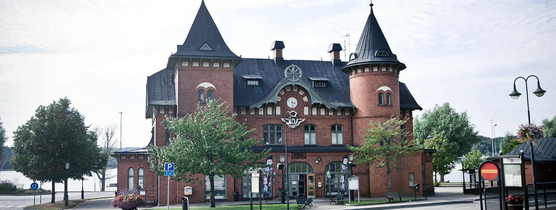 Kontaktuppgifter till Näringsliv Ulricehamn - Gamla stationshuset