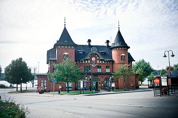 Gamla stationshuset i Ulricehamn - Näringsliv Ulricehamns lokaler