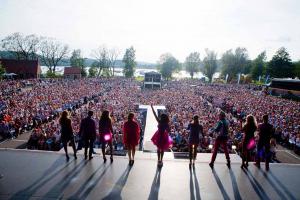 Musikevenemang i Ulricehamn