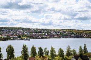 Bo i Ulricehamn - Vy över Ulricehamn